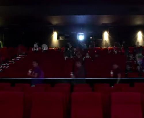 Nescafe 4D Cinema