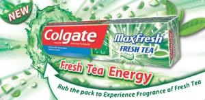 Colgate Fresh Tea