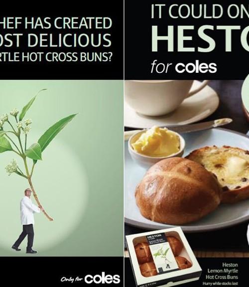 Heston's Hot Cross Buns
