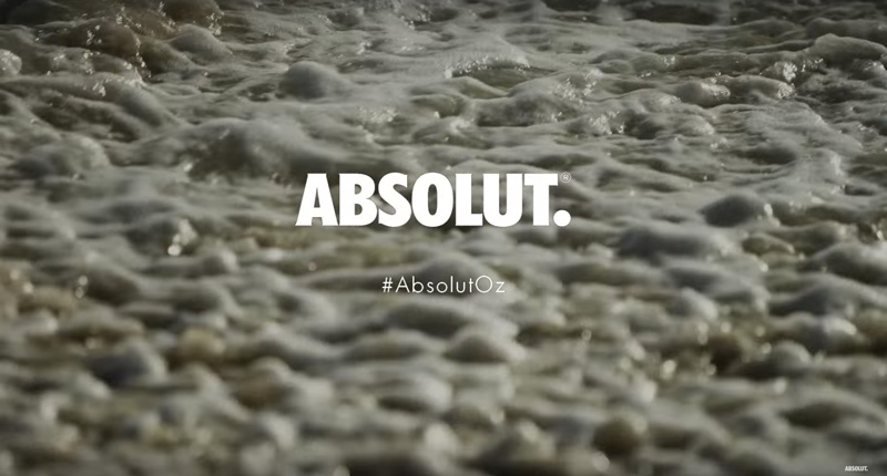 Absolut Oz Spiced Orange Vodka Scented Materials