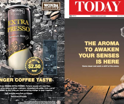 Image of Wonda coffee aroma