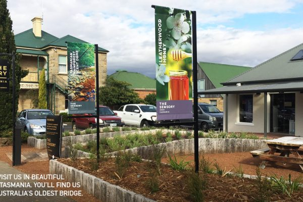 tasmania sensory building