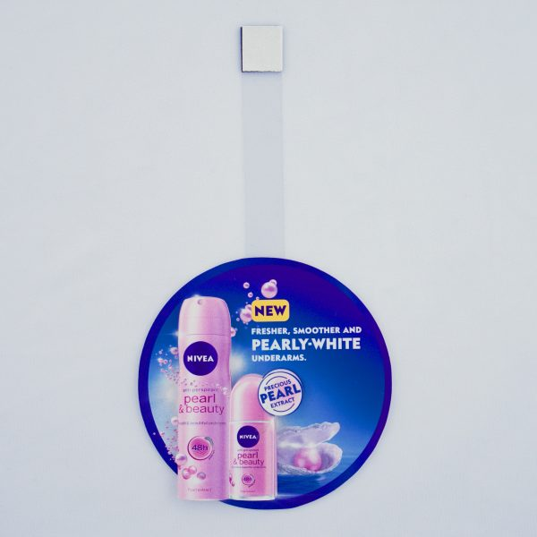 Nivea Pearl & Beauty scented wobbler