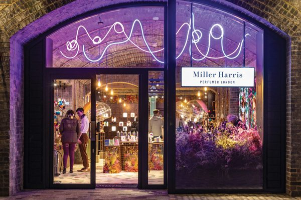 Miller Harris store, Coal Drops Yard, King's Cross - 26th October 2018